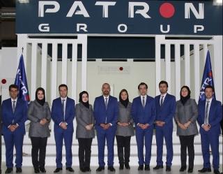 حضور گروه پاترون در نمایشگاه ایران متافو ۲۰۱۵