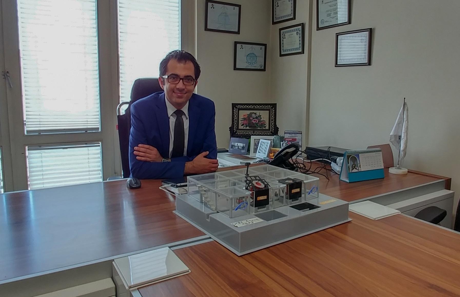 مصاحبه حسام ادیب با روزنامه صمت – مصرف برق در فولادسازی