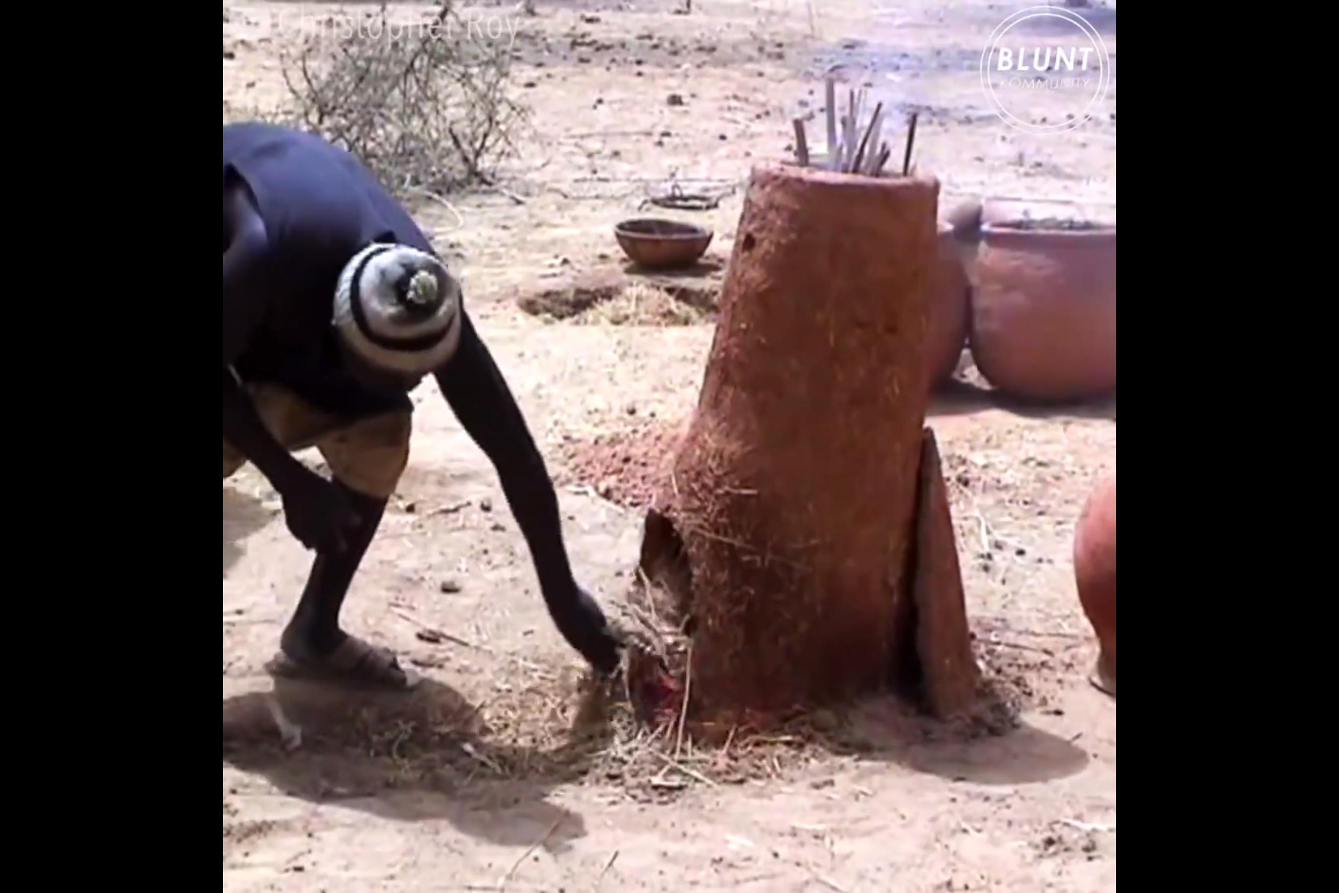 آهن سازی در غرب آفریقا