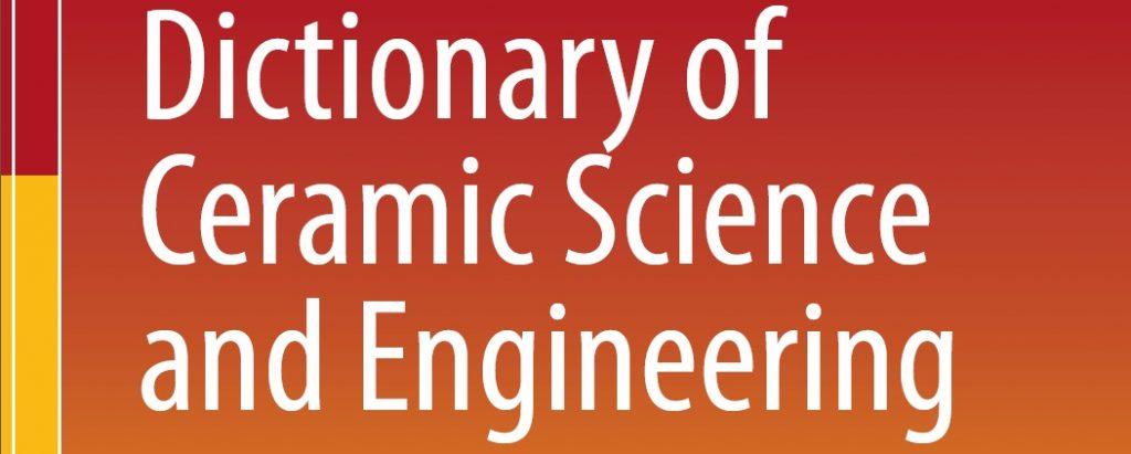دیکشنری علم سرامیک و مهندسی