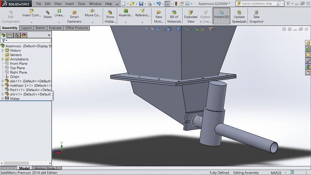 ساخت تجهیزات مورد نیاز توسط تیم فنی پاترون